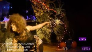 VIDEO: AKASHA B COUTURE CONNERS PERFORMS TOUCH CLUB OCT 15, 2015