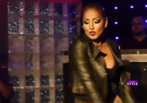 VIDEO: DIAMOND PERFORMS EPIC CLUB EOY CONTEST OCT 4, 2015