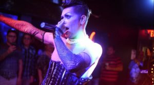 VIDEO: GIA PERFORMS EPIC BAR OCT 25, 2015