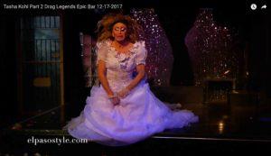 Tasha Kohl Part 2 Drag Legends Epic Bar 12/17/2017