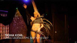 Tasha Kohl Drag Legends Epic Bar 12-17-2017